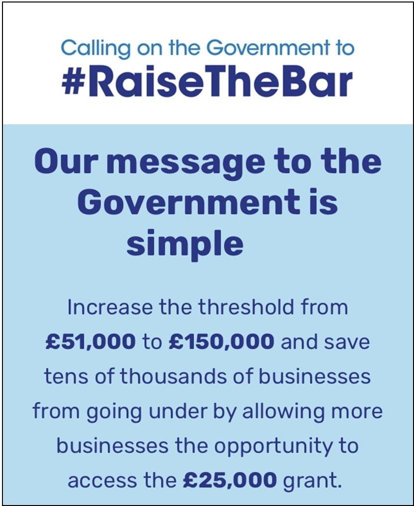 #RaiseTheBar