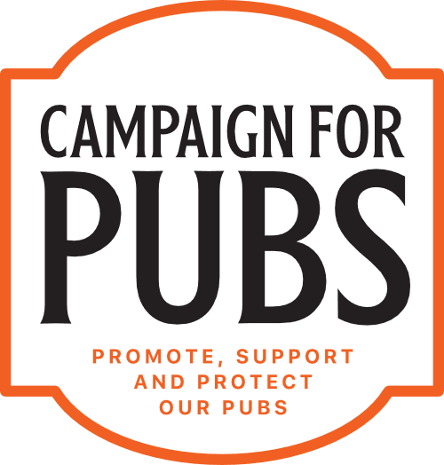 Campaign For Pubs Logo