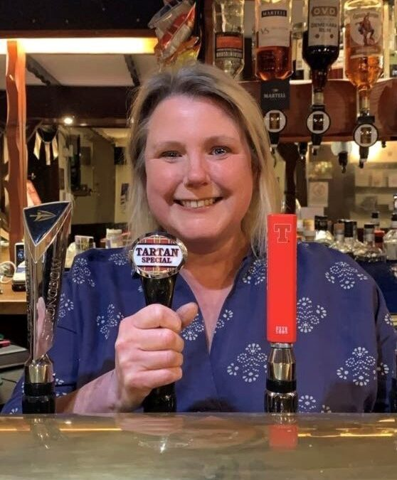 Morag Douglas appointed as Campaign for Pubs Spokesperson for Scotland